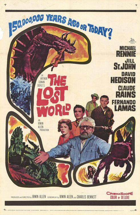 Retour vers le passé :  Le Monde Perdu (1960)