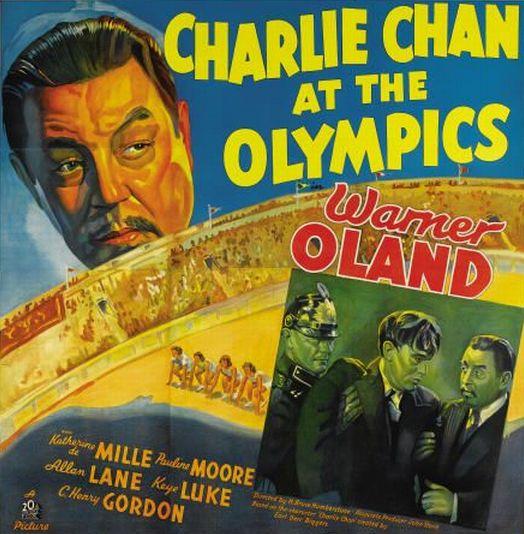 Retour vers le passé :  Charlie Chan aux Jeux Olympiques (1937)