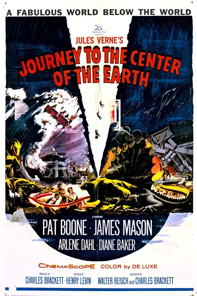 Retour vers le passé :  Voyage au centre de la Terre (1959)