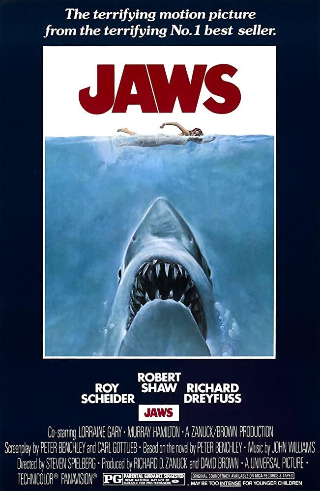 Retour vers le passé :  Les Dents de la Mer (1975)