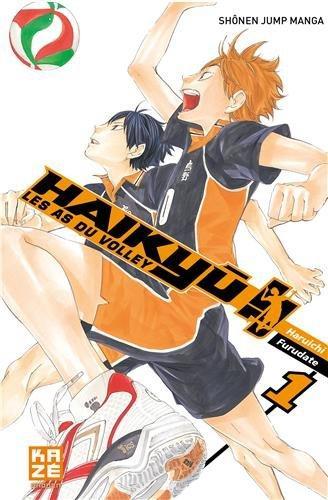 Le manga Haikyu se termine au Japon