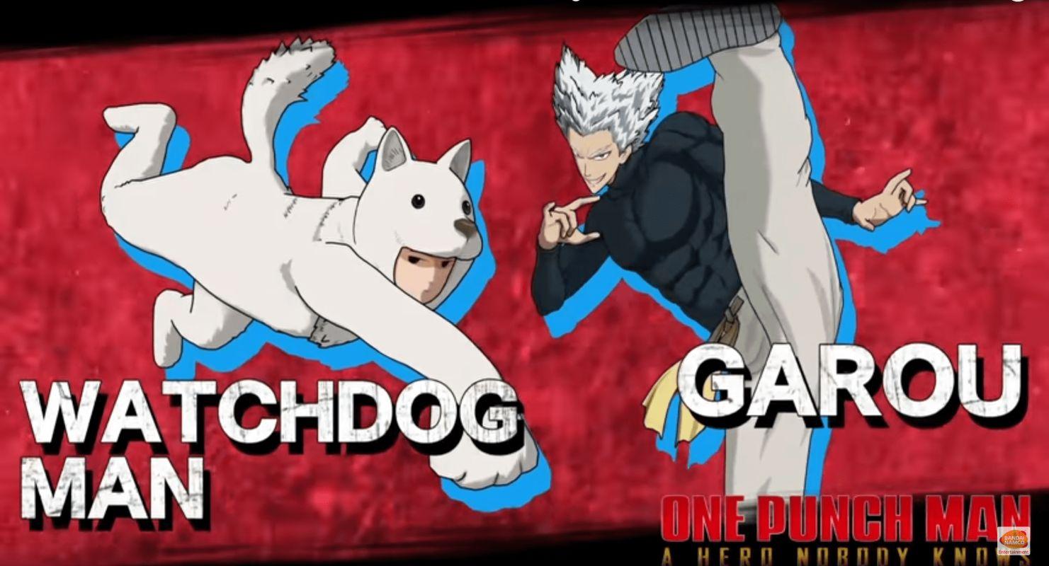 Un trailer pour les deux nouveaux personnages du jeu One-Punch Man : A Hero Nobody Knows !