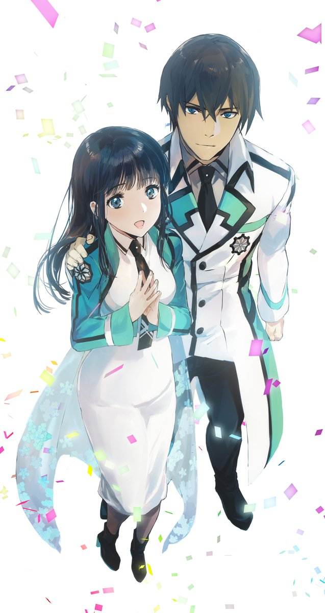 Deux suites pour le light novel The Irregular at Magic High School !