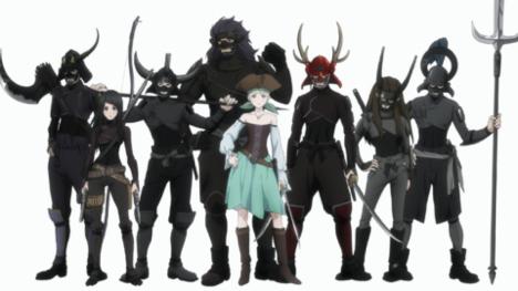 L'animé original Fena Pirate Princess annoncé !