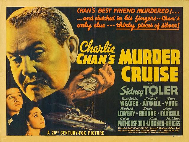 Retour vers le passé :  La Croisière Meurtrière (1940)