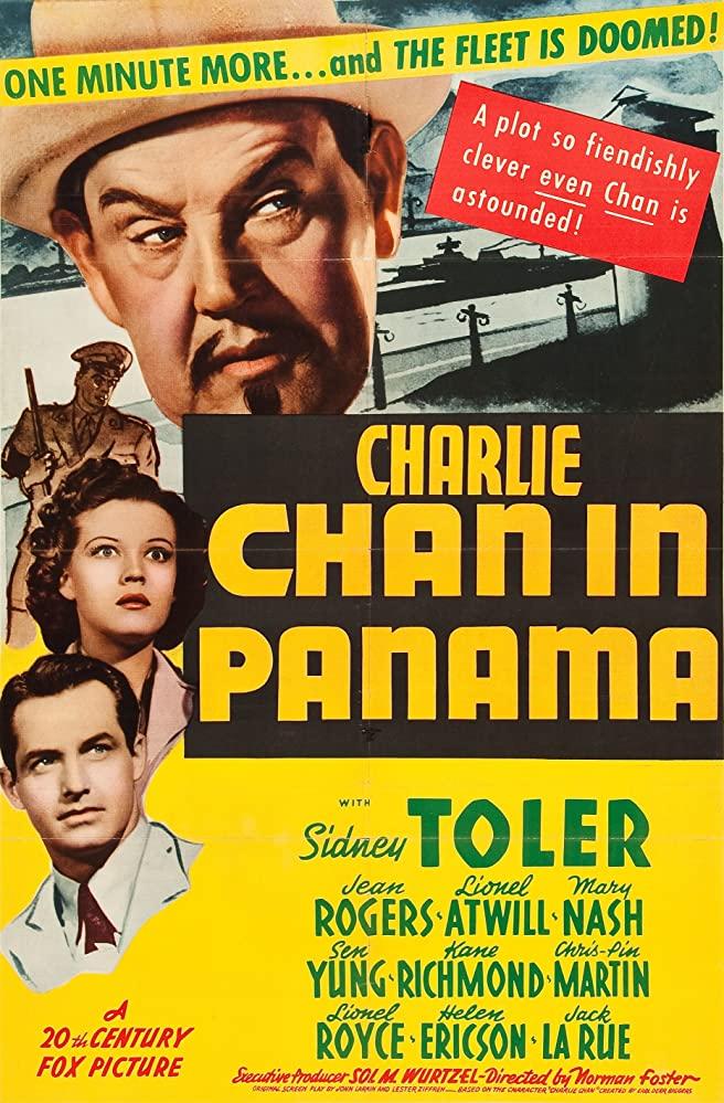 Retour vers le passé :  Charlie Chan au Panama (1940)