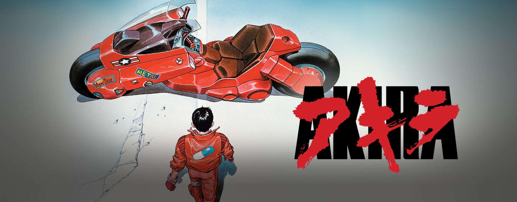 Akira de retour au cinéma en 4K !