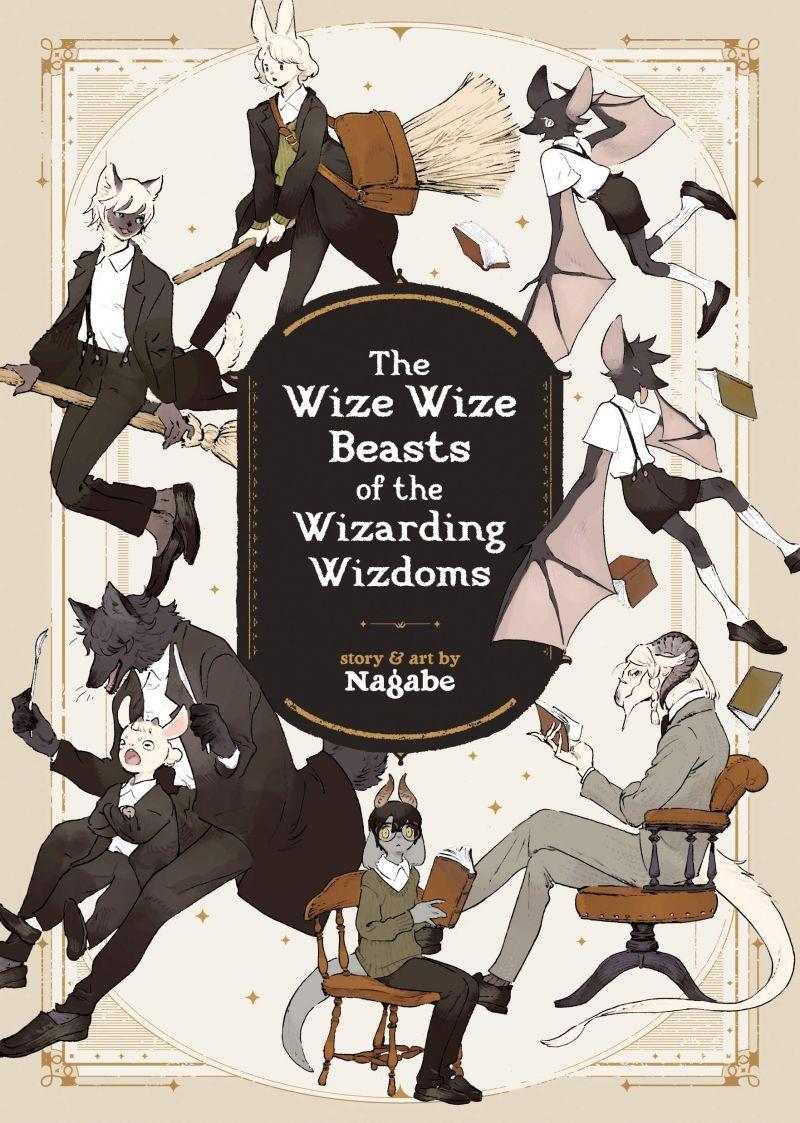 Découvrez les premières pages de The Wize Wize Beasts of the Wizarding Wizdoms en ligne !