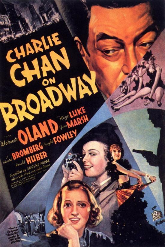 Retour vers le passé :  Charlie Chan à Broadway (1937)