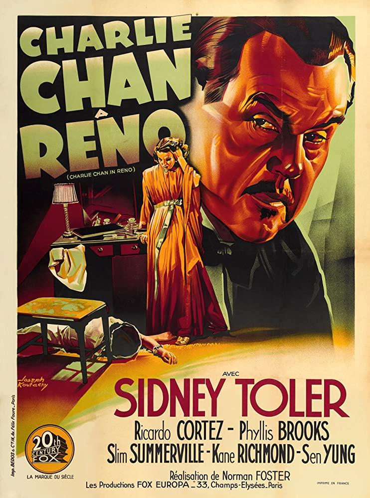 Retour vers le passé : Charlie Chan à Reno (1939)