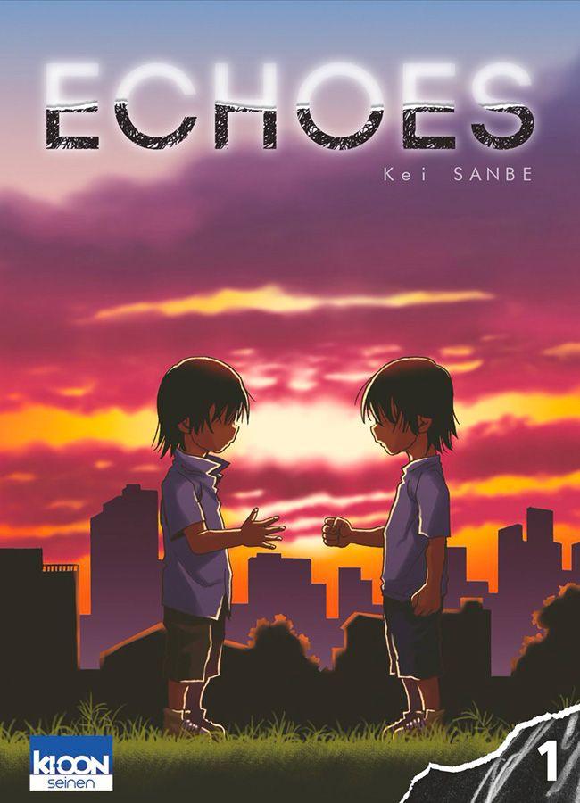 Le manga Echoes entre dans son climax au Japon !