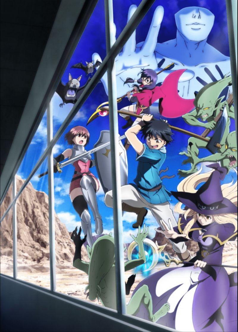 Un nouveau trailer pour l'animé 100-Man no Inochi no Ue ni Ore wa Tatte Iru !