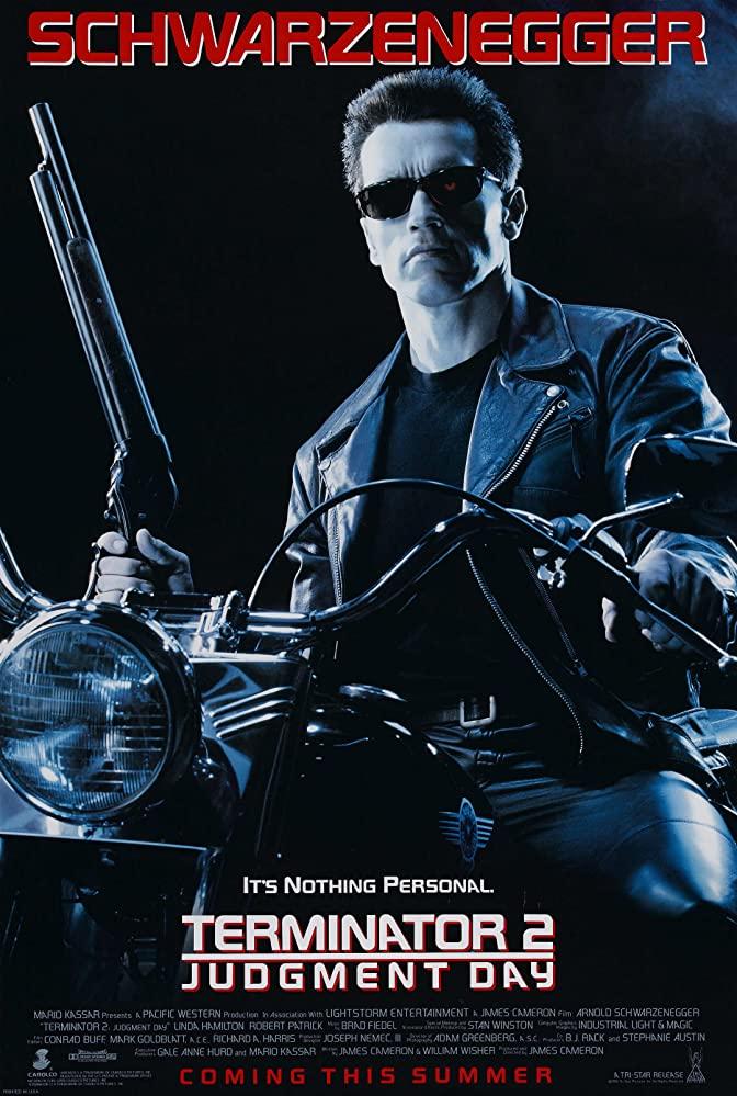 Retour vers le passé :  Terminator 2 - le Jugement Dernier (1991)