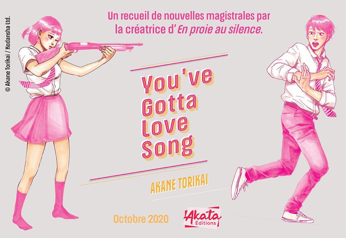 You've Gotta Love Song chez Akata