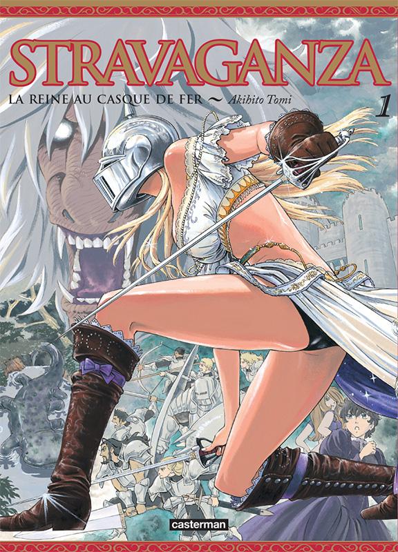 Un nouveau manga pour Akihito Tomi
