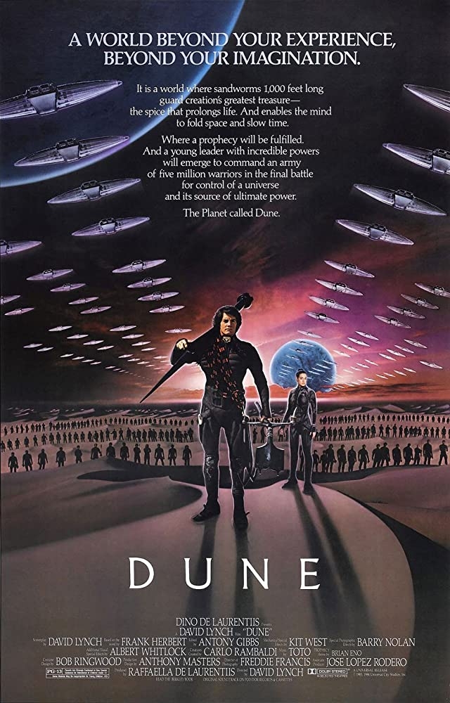 Retour vers le passé :  Dune (1984)