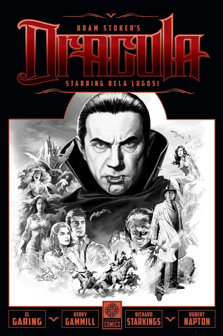 Actu V.O. : Bela Lugosi est Dracula !