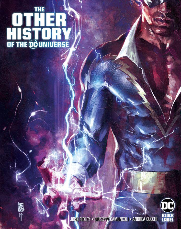 Actu V.O. : L'autre histoire de l'univers DC