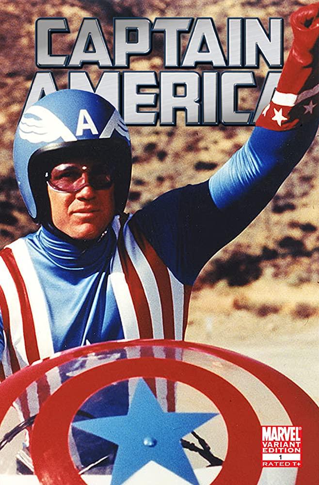 Retour vers le passé :  Captain America (1979)