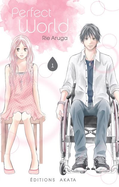 Le manga Perfect World se termine au Japon