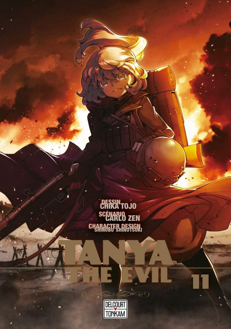 La deuxième partie du manga Tanya the Evil démarre en septembre au Japon !