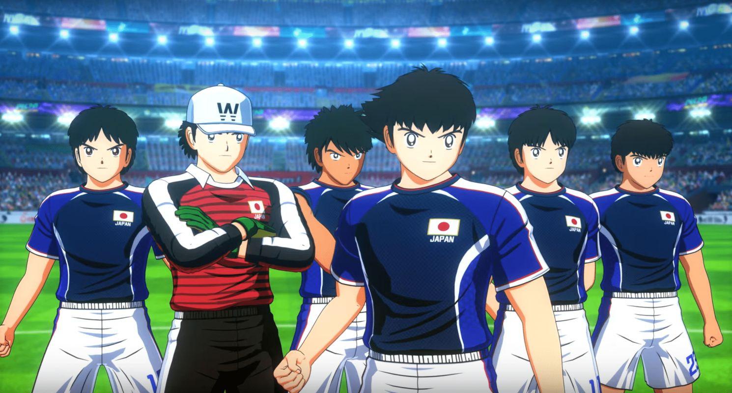Découvrez le trailer de lancement du jeu Captain Tsubasa Rise of New Champions !