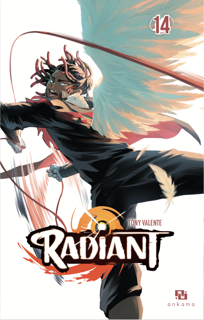 10 exemplaires de Radiant tome 14 à gagner !