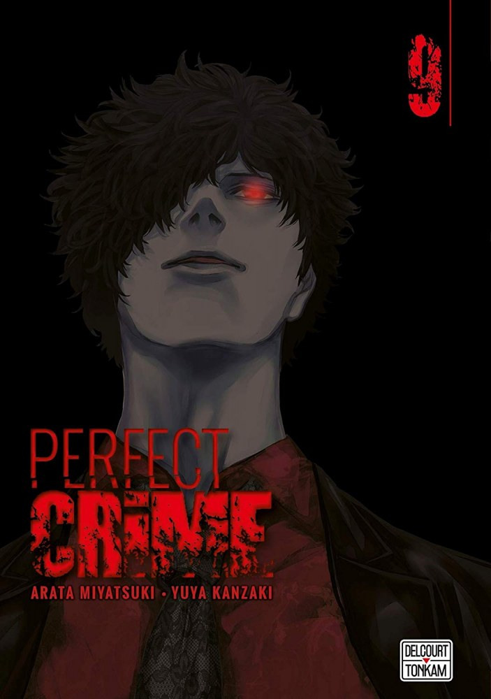 Le manga Perfect Crime se termine au Japon