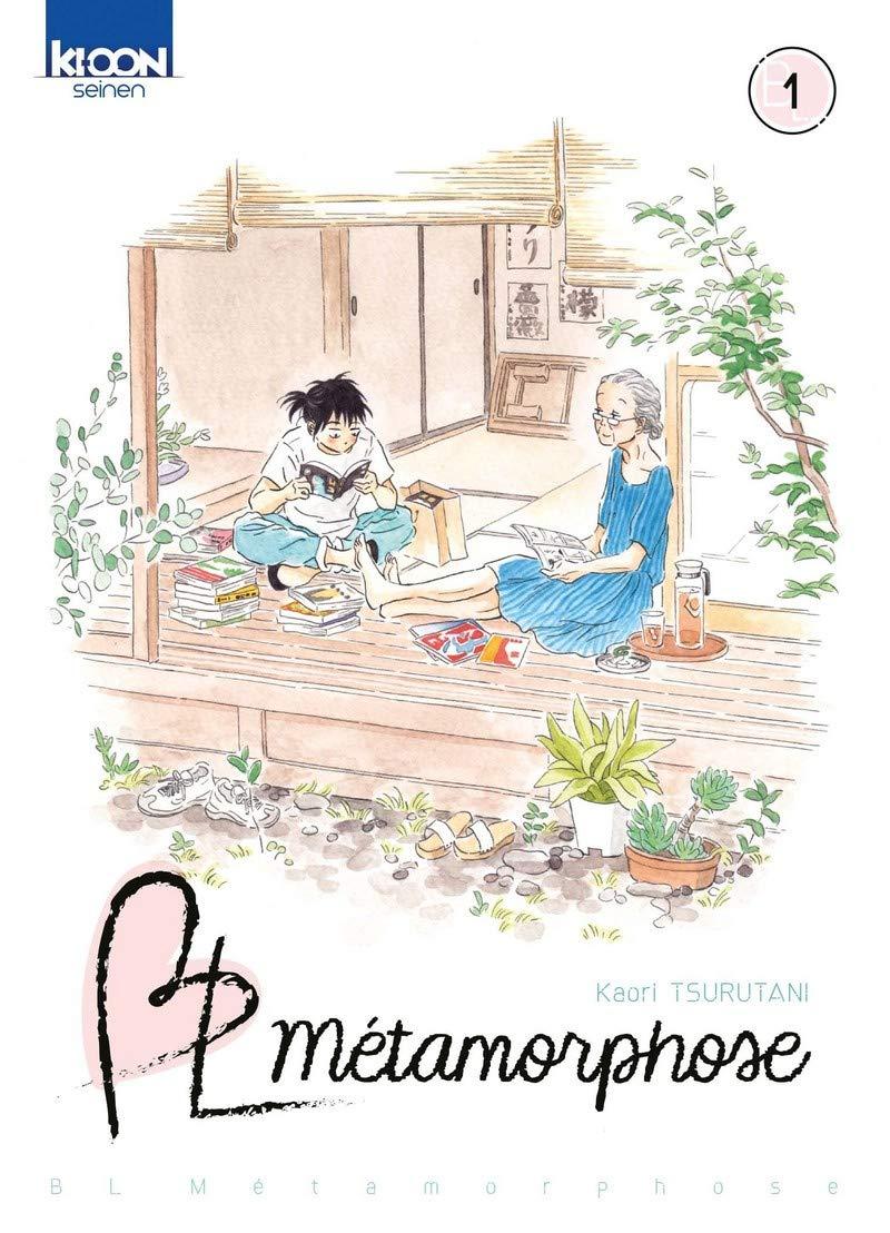 Le manga BL Métamorphose se termine au Japon !