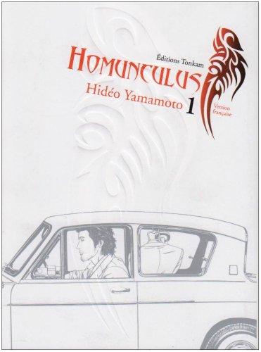 Le manga Homunculus adapté en film live-action !