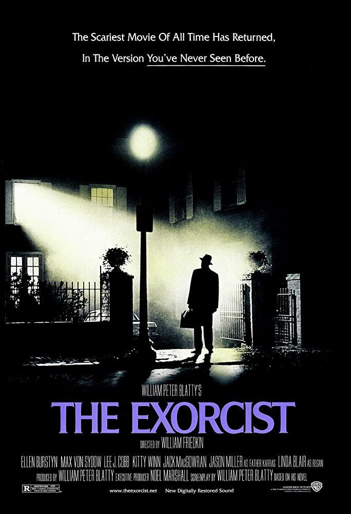 Retour vers le passé :  L'Exorciste (1973)