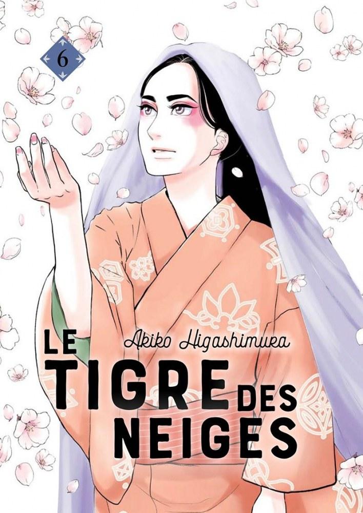 Le manga Le Tigre des Neiges se termine au Japon !