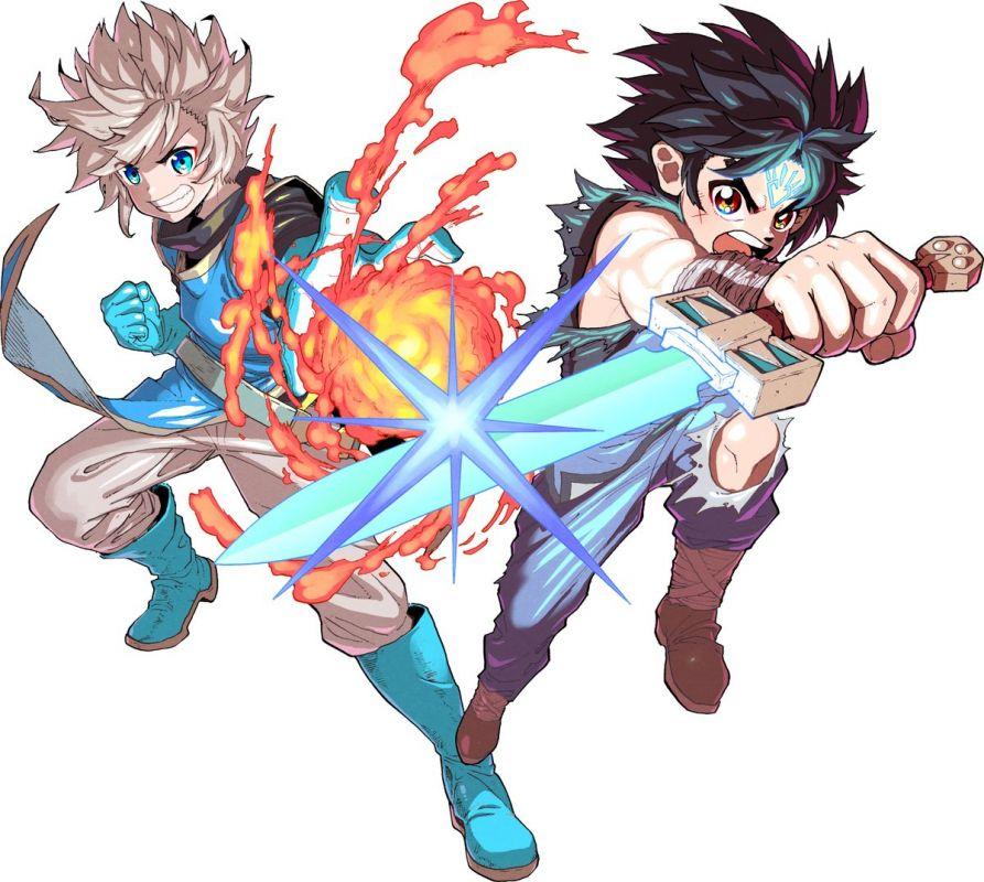 Un nouveau spin-off en manga de Dragon Quest - La Quête de Dai annoncé !
