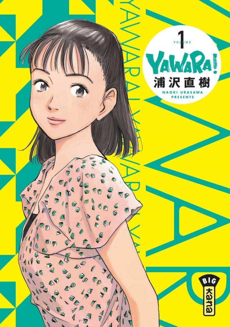 Découvrez les premières pages de Yawara en ligne !