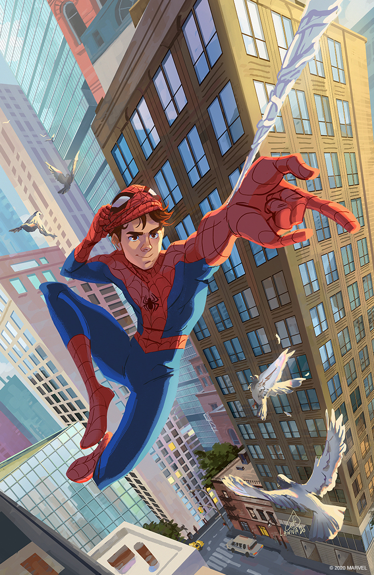 Actu V.O. : Marvel Action - Origins