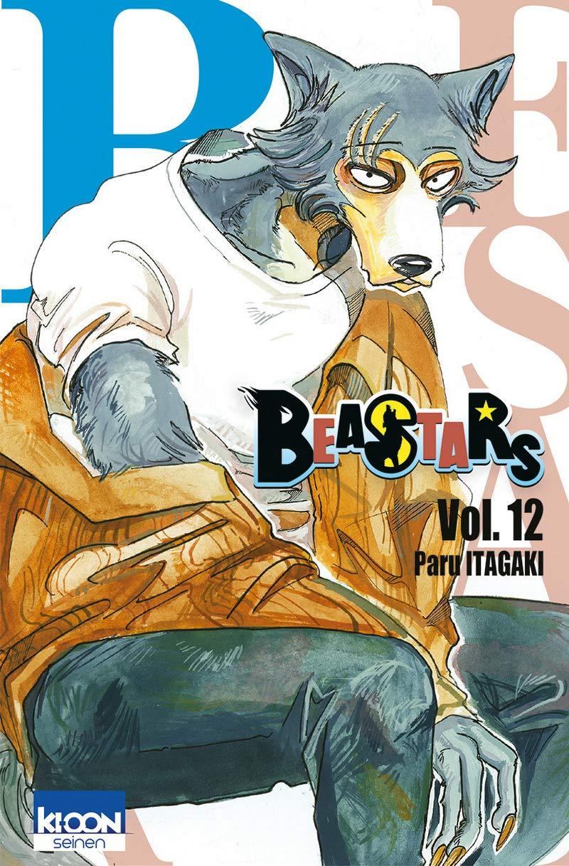 Le manga Beastars se termine au Japon !