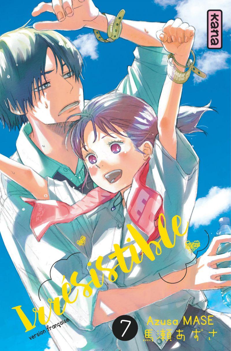 Le manga Irrésistible se termine au Japon