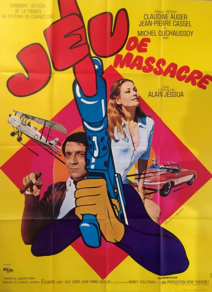 Retour vers le passé :  Jeu de Massacre (1967)
