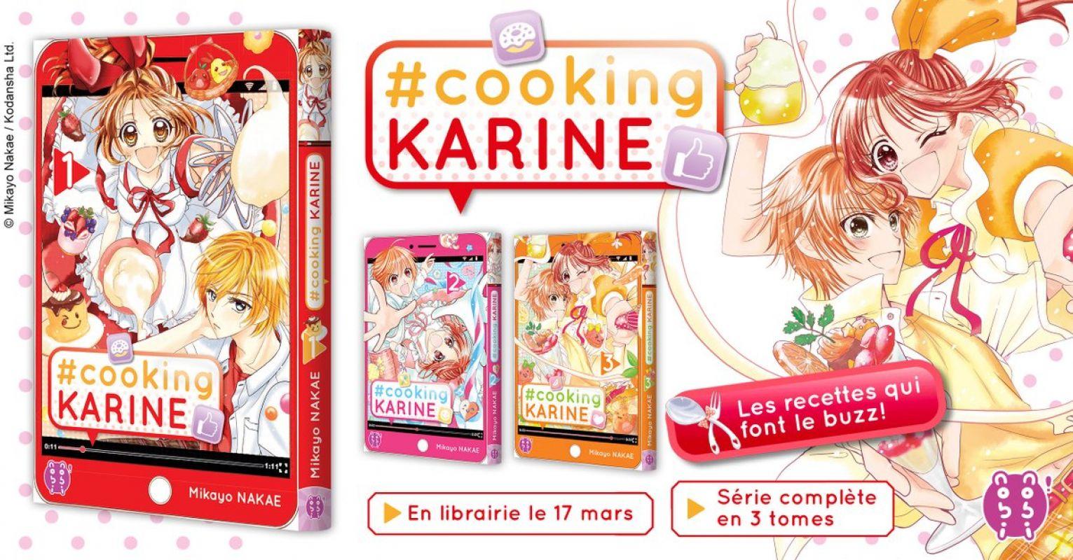 #Cooking Karine chez Nobi-nobi