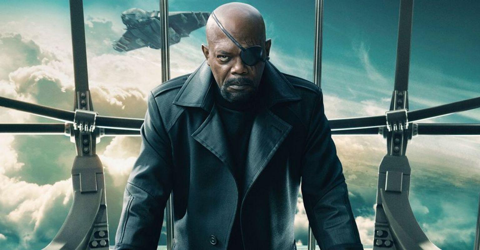 Une série TV pour Nick Fury !