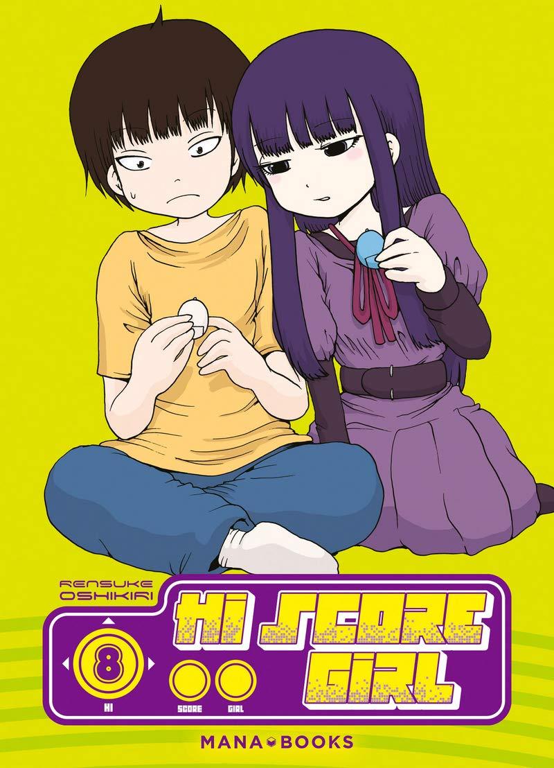 Un nouveau chapitre pour le manga Hi Score Girl !