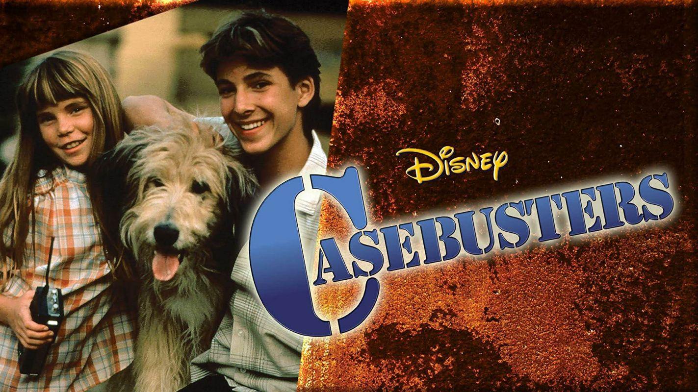 Retour vers le passé :  Casebusters (1986)