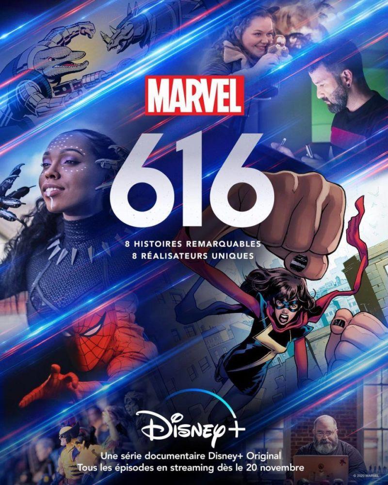 Bande-annonce : Marvel 616