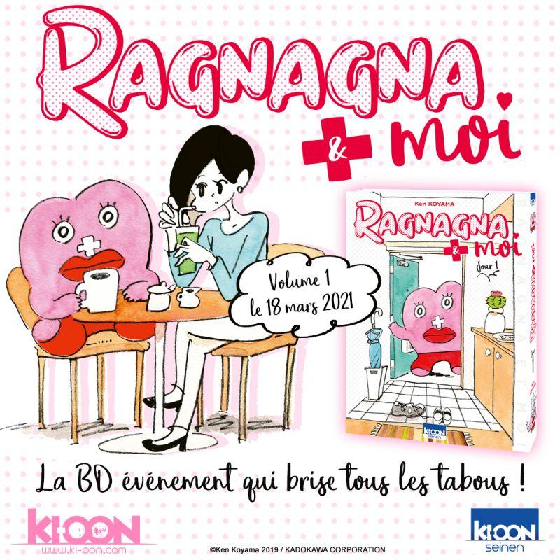 Ragnagna et Moi chez Ki-oon