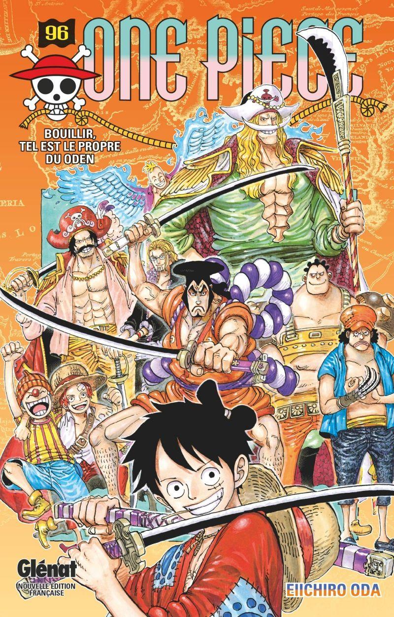Le manga One Piece fait une courte pause