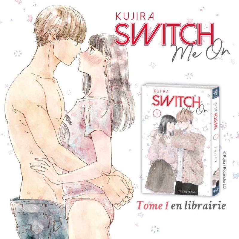 Découvrez les premières pages de Switch Me On en ligne !