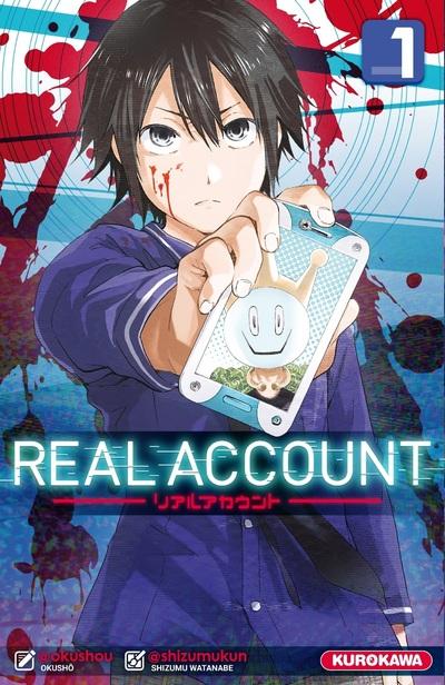 Un nouveau manga pour Okusho