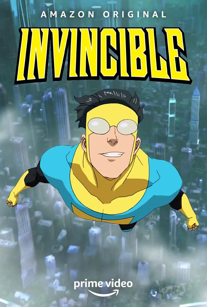 Bande-annonce : Invincible, saison 1