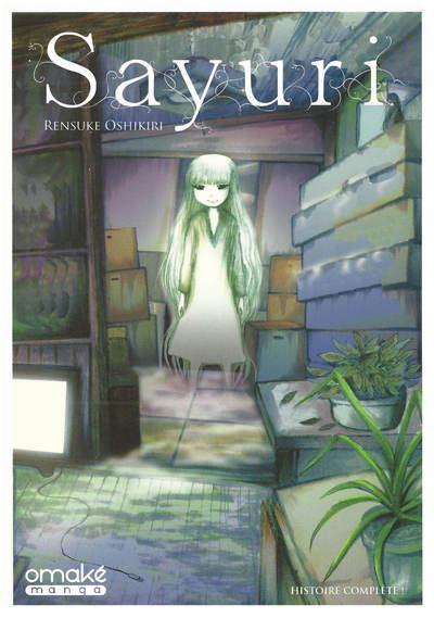 Sayuri chez Omaké Manga