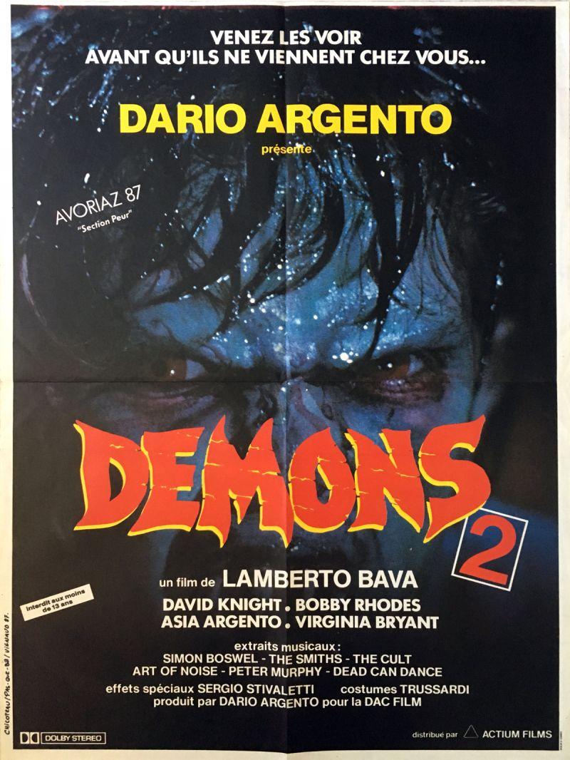 Retour vers le passé :  Démons 2 (1986)